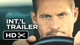 Nonton Furious 7 Official International Trailer #2 (2015) - Paul Walker, Vin Diesel Movie HD Film Subtitle Indonesia Streaming Movie Download