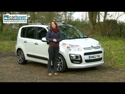 Citroen C3 Picasso MPV 2013 review – CarBuyer