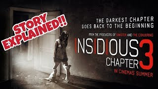 Nonton Insidious Chapter 3  2015  Story Explained   What Really Happened   Insidious 3 Movie Review Film Subtitle Indonesia Streaming Movie Download