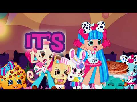 SHOPKINS Wild Style | Why Not Go Wild Reprise SONG – With Lyrics | Videos For Kids