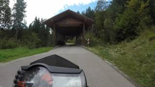7. Alpenrunde KTM Super Duke R 990