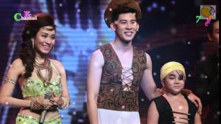 CAP DOI HOAN HAO 30.11.2014 -LK NHAN SAC&ALIBABA   MINH THU&MINH TRUNG