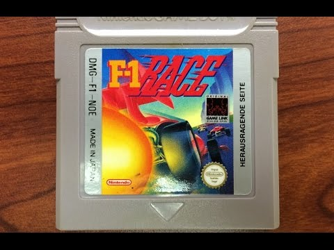 f1 race game boy rom