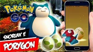 Truque Para Chocar Porygon & Snorlax *Teste Completo* Pokémon GO by Pokémon GO Gameplay