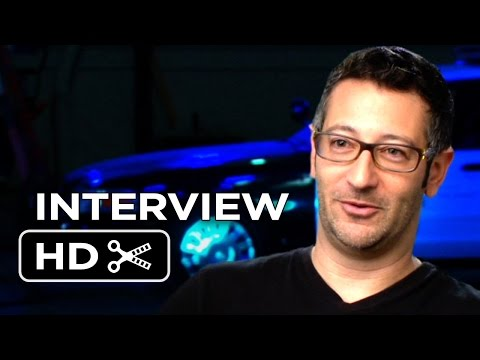 Let's Be Cops Interview - Luke Greenfield  (2014) - Damon Wayans Action Comedy HD
