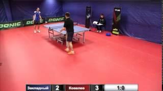 Закладный Г. vs Ковалев А.