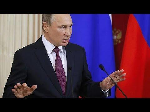 Πούτιν: «Χειρότεροι και από ιερόδουλες όσοι κατηγορούν τον Τραμπ»