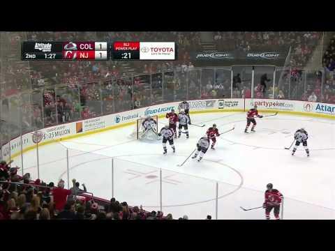 Colorado Avalanche vs New Jersey Devils 15.11.2014