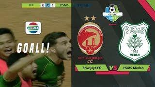 Download Video Goal Alexandros Tanidis - Sriwijaya FC (0) vs (1) PSMS Medan | Go-Jek Liga 1 bersama Bukalapak MP3 3GP MP4