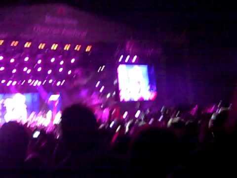 Coldplay - Viva La Vida @ Opener 2011