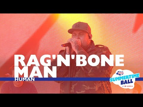 Rag'N'Bone Man - 'Human' (Live At Capital's Summertime Ball 2017)
