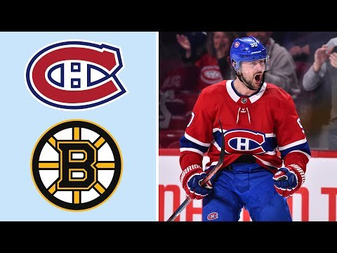 Video: Montreal Canadiens vs. Boston Bruins | EXTENDED HIGHLIGHTS | 1/15/19 | NHL on NBC