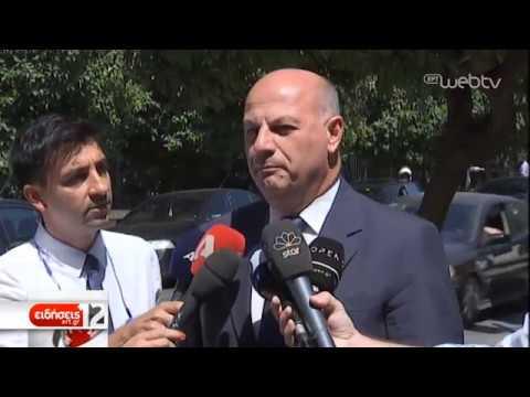 Κ. Τσιάρας: Λύθηκε μια εκκρεμότητα | 28/08/2019 | ΕΡΤ