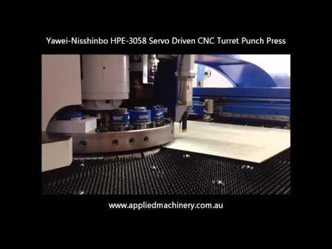 Yawei Nisshinbo HPE-3058 Demonstration