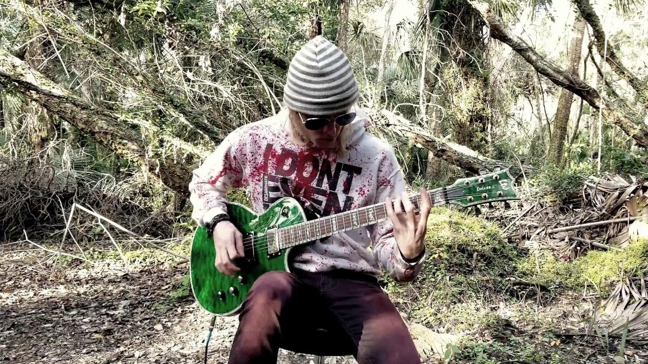 No Turning Back GUITAR Playthrough (Eric Shreds)