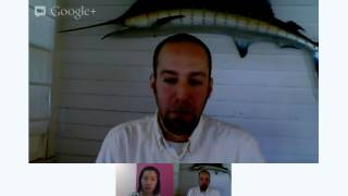 Hangout on Air: Authorship, Publishing, and Guest Blogging with Blogger