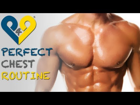 Best chest workout – 30 minutes routine – How to get big chest