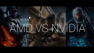 AMD vs NVIDIA - Which is the best GPU for Gaming and Video Rendering