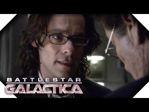 Battlestar Galactica   Cylon Blood Cures The President