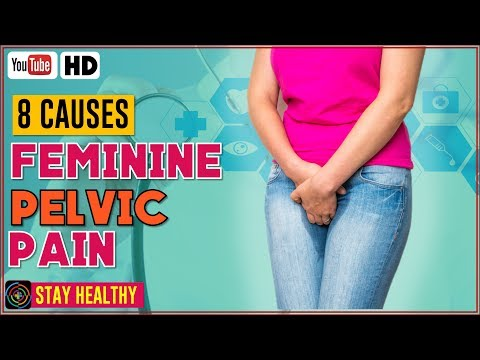 Causes and Symptoms of Chronic Pelvic Pain Don't Ignore