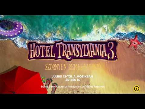 Drakula és a mozijegyvásárlás! - Hotel Transylvania 3.