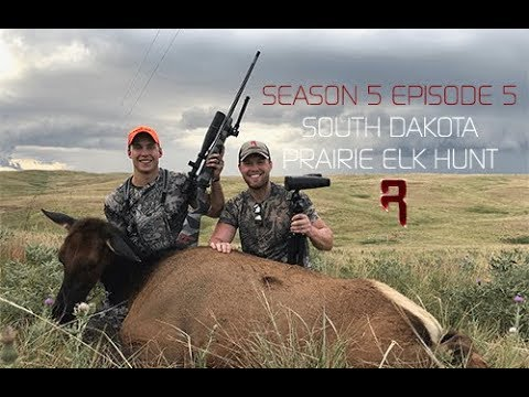 South Dakota Prairie Elk Hunt S5E4 Seg3