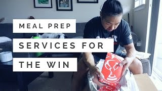 Meal Prep Services For The Win!!! (Crazy Easter Weekend)
