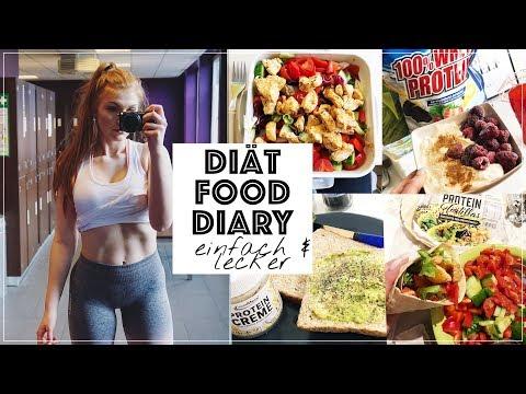 Fat burner - DIÄT FOOD DIARY ???? SCHNELL & LECKER ABNEHMEN