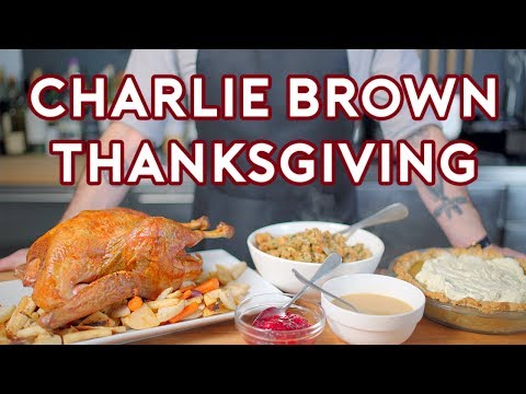 How to Make Snoopy s Thanksgiving Feast from A Charlie Brown
