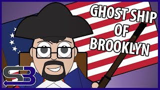 Read the whole story of the HMS Jersey, and help Step Back at no extra cost by buying The Ghost Ship of Brooklyn: An Untold...