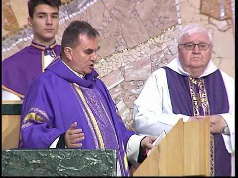 2017-03-12 Vasárnapi szentmise a Gazdagréti Szent Angyalok Plébánián