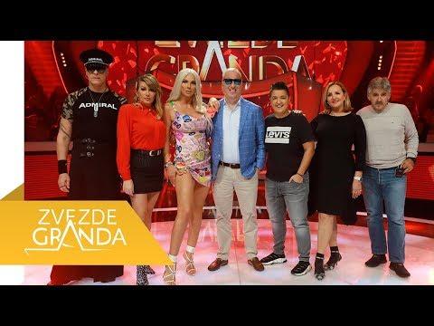 ZVEZDE GRANDA UŽIVO 2019 - 2020: Cela 16. emisija (04. 01.) - video snimak