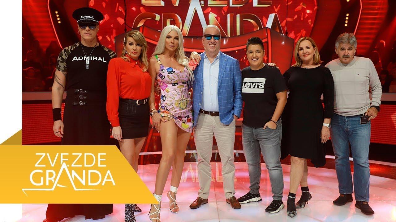 ZVEZDE GRANDA 2020 – cela 16. emisija (04. 01.) – šestnaesta epizoda – snimak