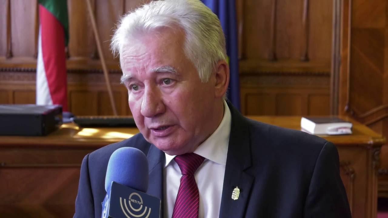 Jakab István – az Országgyűlés alelnöke