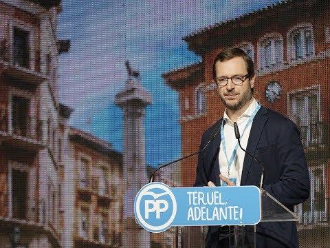 """Maroto: """"La moción de censura de Podemos trata de ..."""