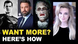 Snyder Cut HBO Max - Ayer Cut & Return of Ben Affleck's Batman Next? by Beyond The Trailer
