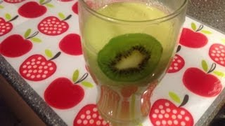 Kiwi Juice Or How To Make Kiwi Juice