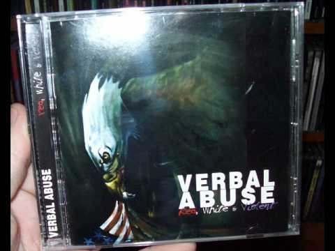 Verbal Abuse - Red, White and Violent online metal music video by VERBAL ABUSE