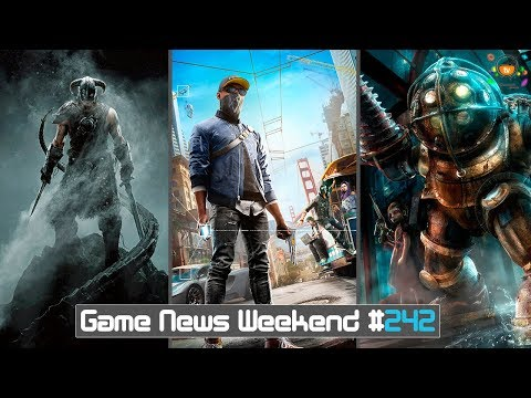 Игровые Новости — Game News Weekend #244 | Cyberpunk 2077, Shadow of the Tomb Raider, The Witcher 4?