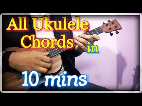 Video Learn All Ukulele Chords In Just 10 Minutes | Awesome Trick in HINDI download in MP3, 3GP, MP4, WEBM, AVI, FLV January 2017