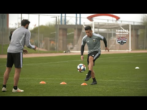 Video: Timbers in Tucson | Jake Zivin and Ross Smith talk about new signing Jorge Moreira