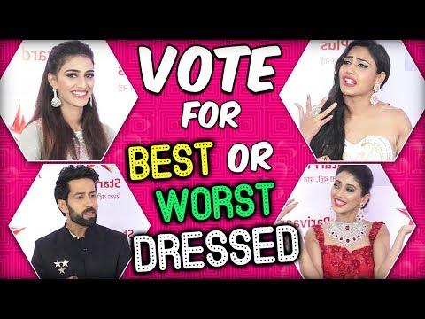 Shivangi Joshi, Nakuul Mehta | Vote For BEST & WOR