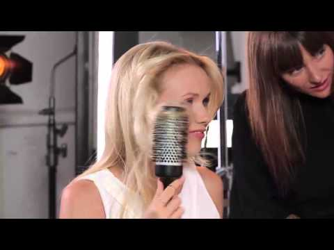Tuto coiffure : le Brushing Voluptueux avec le Fashion Look Kit