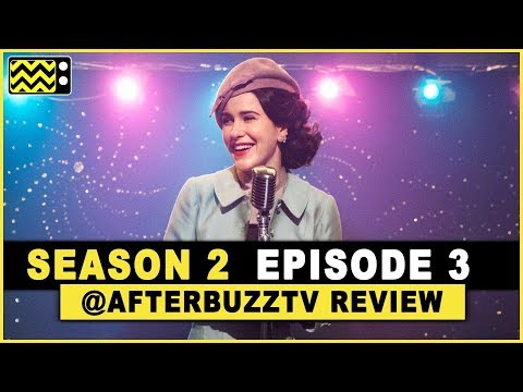 The Marvelous Mrs. Maisel Season 2 Episode 3 Review & After Show