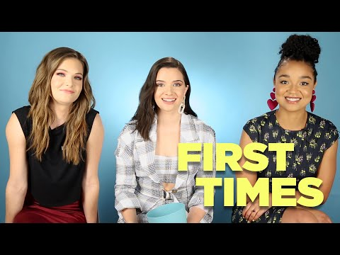 "The Cast Of ""The Bold Type"" Tells Us About Their First Times"