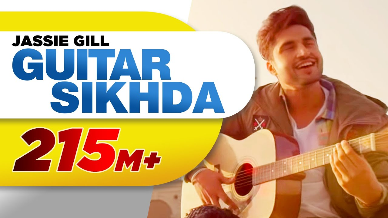 Guitar Sikhda (Full Video)  | Jassie Gill | Jaani | B Praak | Arvindr Khaira | Speed Records