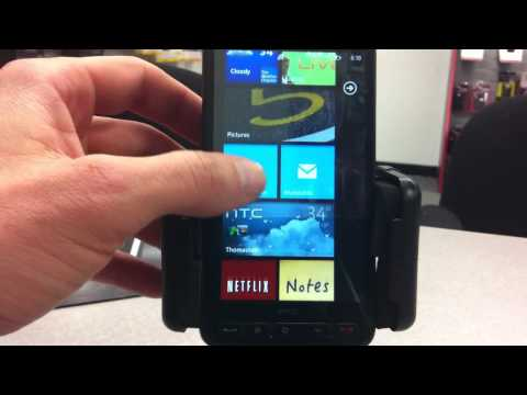 Windows Phone 7 - WP7 and Android Dual Boot on HD2