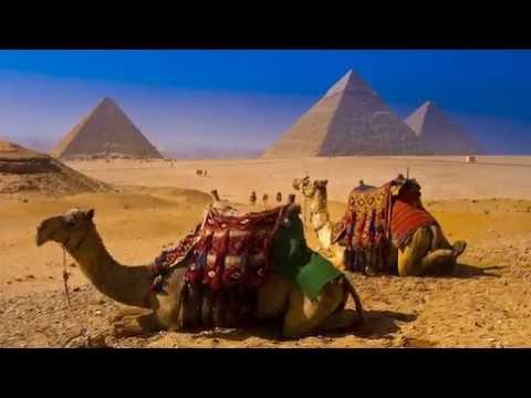 Egypt Tourism Leisure Nature Travel Египет Туризм Отдых Природа Путешествия 2 (видео)