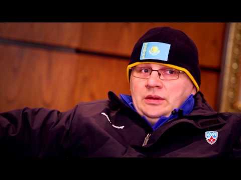 Андрей Назаров в программе 'Хоккей 24'