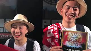 IB6side (バファリン & AOI) – JAPAN DANCE DELIGHT VOL.25 仙台大会 FINALIST